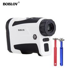 BOBLOV LF600G/LF600AG golf range finder hunting rangefinder Monocular laser telemetro caza telemetri da caccia