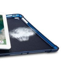 soft tpu TPU Multi-folded Smart Case For iPad Air 2 9.7
