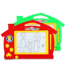 Plastic Magnetic Writing Board Baby Graffiti Drawing Board Blackboard Children Writing Board Toys