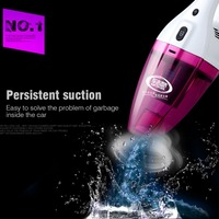 120W 12V Auto Car Vacuum Cleaner CZK 6601 Handheld Wet Dry Dual Use Strong Suction Super