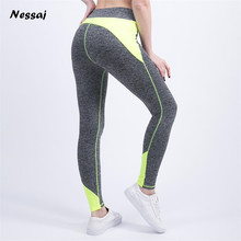 Nessaj Lady Leggings For Female Women High Waist Clothing Sexy Pants Warm Legging Workout Activity Bodybuilding Jegging Clothes