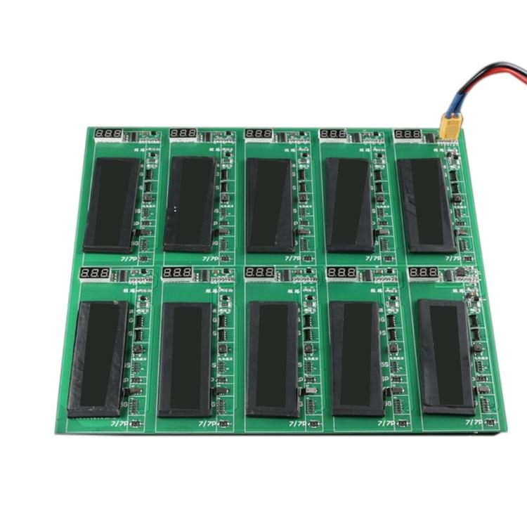Tablero de activación de batería de carga rápida profesional Mijing para iPhone 7 Plus/7/6 Plus/5/5S/4S /4