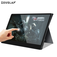13.3 15.6 Inch Portable Monitor 1920*1080P IPS LCD Screen Display Touch Screen for PS3/PS4 forHDMI for XBOX One game