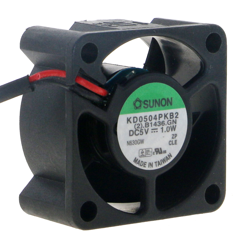Brand new original KD0504PKB2 4cm 4020 <font><b>40mm</b></font> <font><b>fan</b></font> DC <font><b>5V</b></font> 1.0W Switch device cooling <font><b>fan</b></font> <font><b>USB</b></font> <font><b>fan</b></font> image