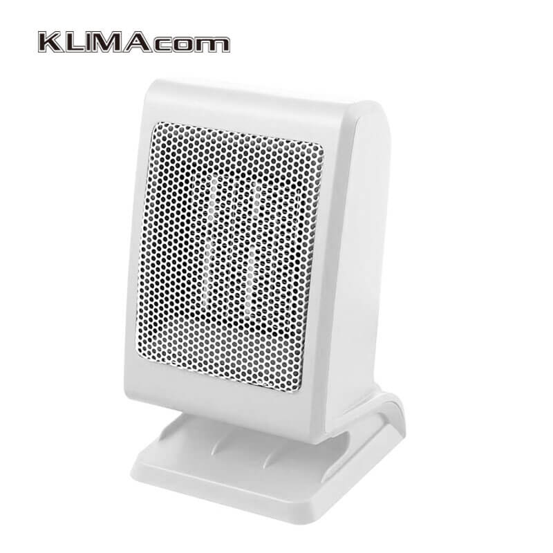Unique design Portable PTC Mini Fan Heater on Table Desk Energy Saving Small household Electric Heater Silent 500W