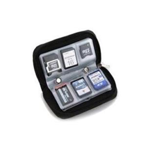 Image 4 - SD SDHC MMC CF Micro SD Speicher Karte Speicher Tragender Halter Brieftasche