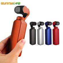 лучшая цена Sunnylife DJI OSMO Pocket Handheld Gimbal Stabilizer Camera Protective Film Stickers Skin Decal for DJI OSMO Pocket Accessories