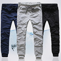 New Men's Cool Harem Pants Casual  Pants Trousers Wholesale or Retail Men Casual Pants/ loose 3 color Size:M-XXL