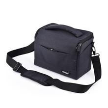Водостойкая цифровая зеркальная камера сумка для фотосъемки фотообъективы сумка для sony Canon Nikon, panasonic видео сумка на плечо камера рюкзак