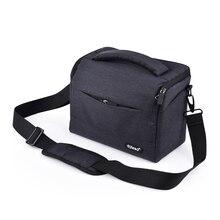Waterproof Digital DSLR Camera Bag Case Photography Photo Lens Bag For Sony Cano
