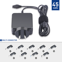 AU Standarded KFD 45W Universal Charger Laptop AC Adapter Power Supply Suitable For Laptop Tablet Economic