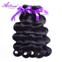 Alidoremi Brazilian Body Wave Hair Weave Bundles Nature Color 100 Human Hair Weaving Free Shipping