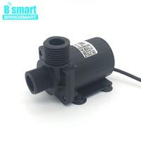 Bringsmart SR 800B Mini Pump 670 1150L/H 3.5 7M Booster Pump 12V DC Brushless Water Pump Submersible Fountain Pump 24V