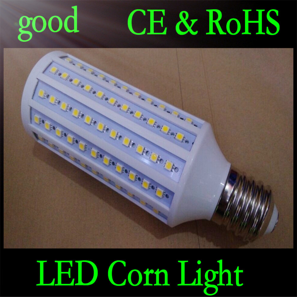 Доставка DHL E40 30 Вт 5050 Чип 165 ПРИВЕЛО Кукурузы Свет 110 В/220 В Теплый/Белый Лампа Кукуруза Лампы Главная Крытый Открытый уличного освещения 40 шт.