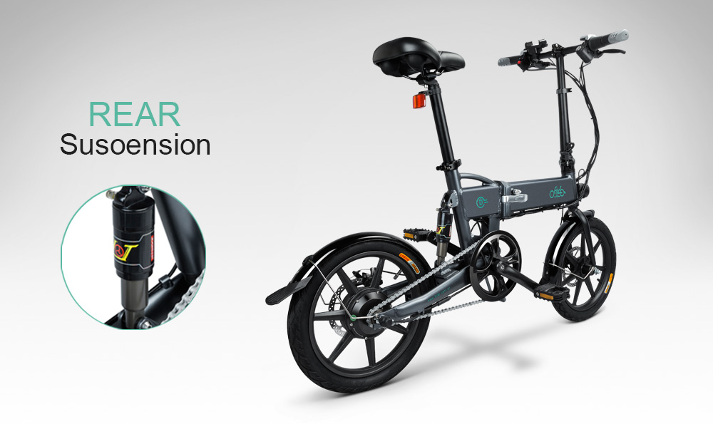 FIIDO-D2-Folding-Electric-Moped-Bike-2