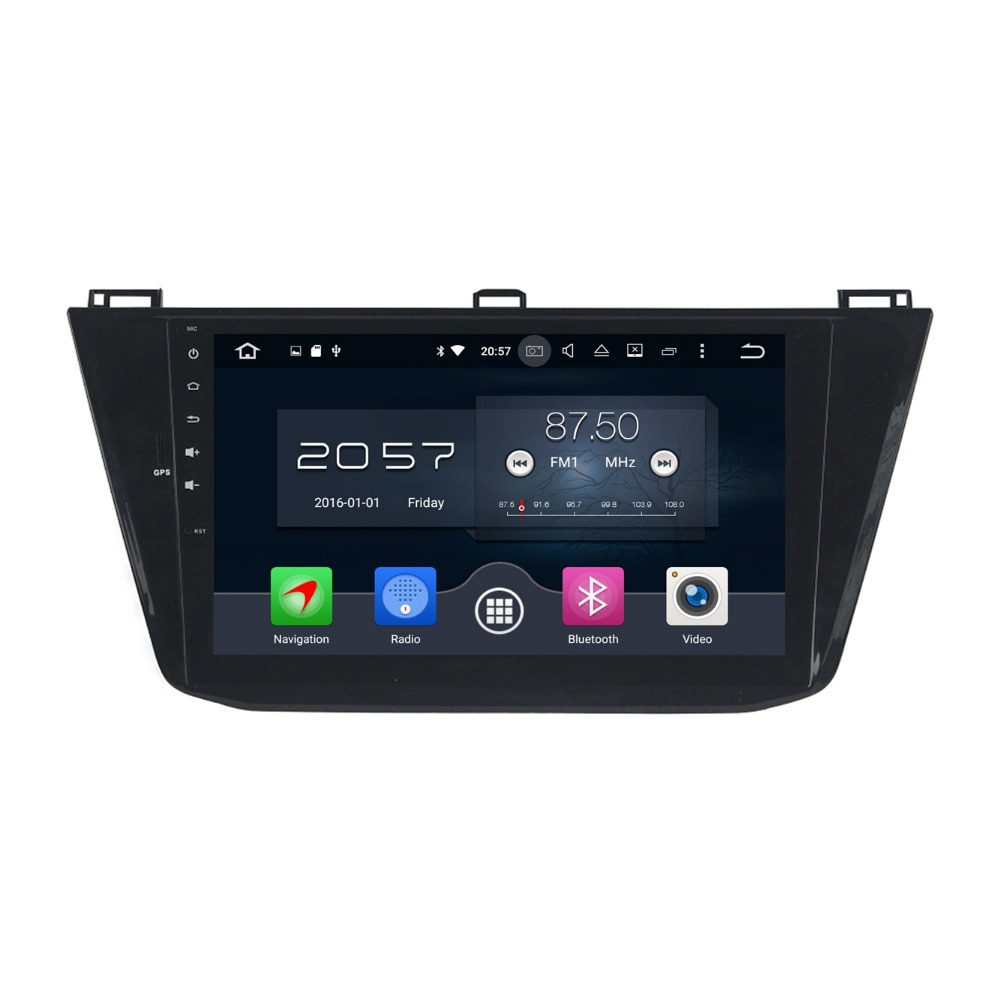 Octa Core 10 1 Android 6 0 Car DVD font b GPS b font for VW