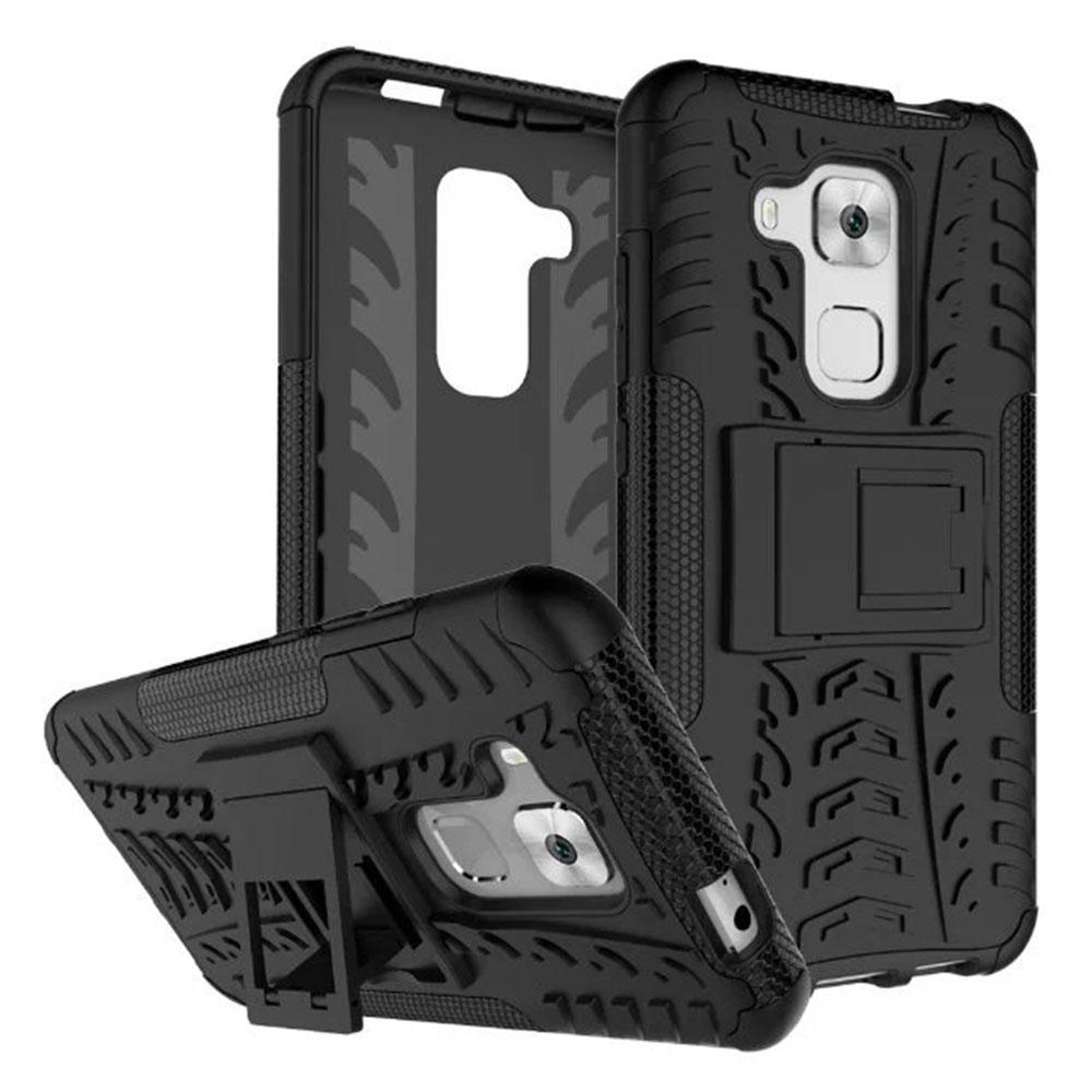 Para huawei nova plus caso de lujo armor cubierta móvil accesorios del teléfono