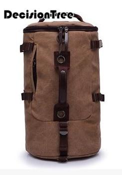 4fc64d4f26b9 Product Offer. Для мужчин Путешествия Рюкзак Большой ёмкость женщин чемодан  путешествия вещевой сумки Холст Большая сумка ...