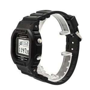 Image 3 - ספורט שעון גברים שעונים זכר ספירה לאחור שעון מעורר כרונו דיגיטלי שעוני יד 50M עמיד למים Relojes דה hombre דיגיטלי שעון