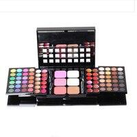 New Women S Makeup Set 78 Colors Eyeshadow Lip Gloss Palette Kit Eyeshadow Cosmetics