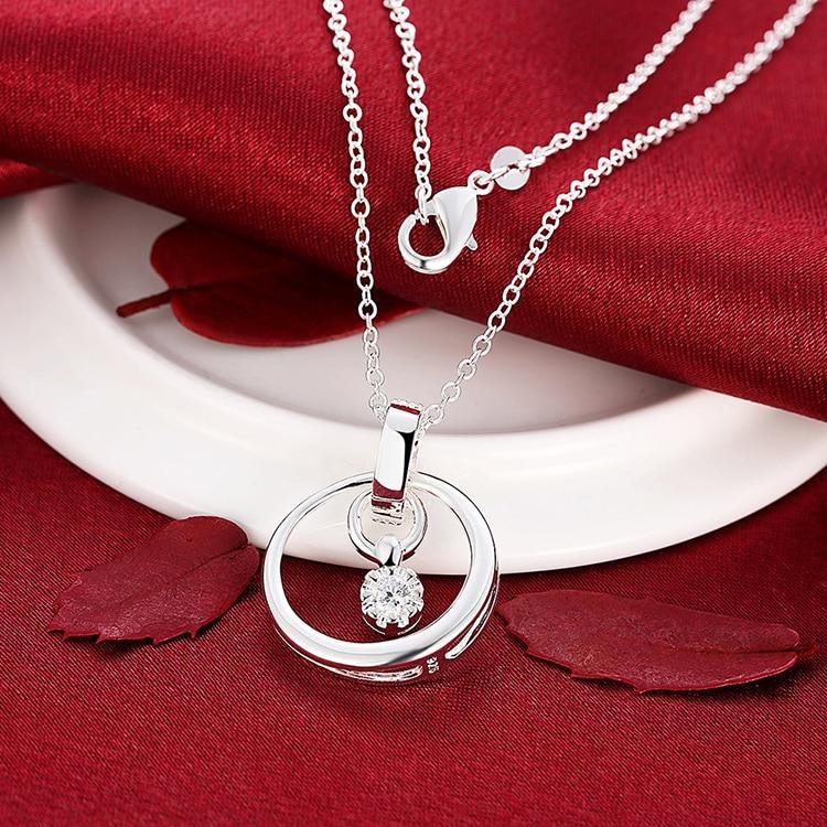 U005 Fashion Metal Necklace Baby Teetining Necklace
