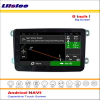 Liislee автомобиля Android Media навигации Системы для Volkswagen Amarok/Поло MK5 2009 ~ 2013 радио Видео Мультимедиа нет dvd плеер
