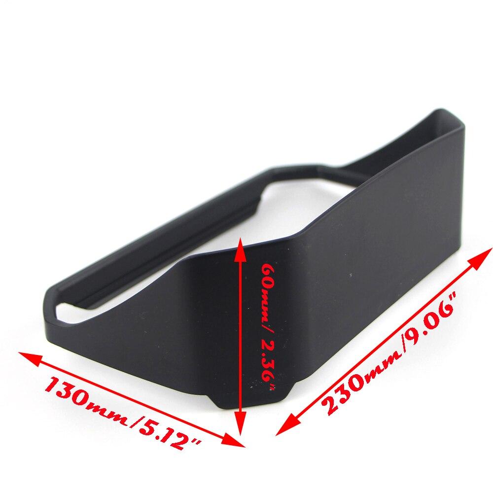 Für BMW R1200GS R1250GS ADV lc F850GS C400X S1000XR Sonnenblende Tachometer Tachometer Abdeckung Display Schild Motorrad Zubehör