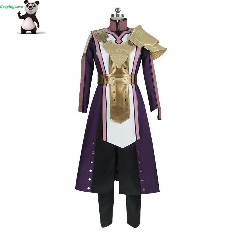CosplayLove огненная эмблема Эхо: Тени Valentia Leon костюм на заказ для Хэллоуина Рождество CosplayLove