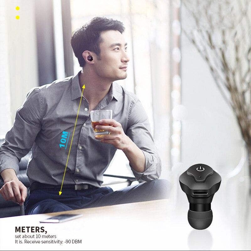 Ubit AF-A1 Auricular Bluetooth 2 Piezas Con Micrófono Auriculares - Audio y video portátil - foto 3