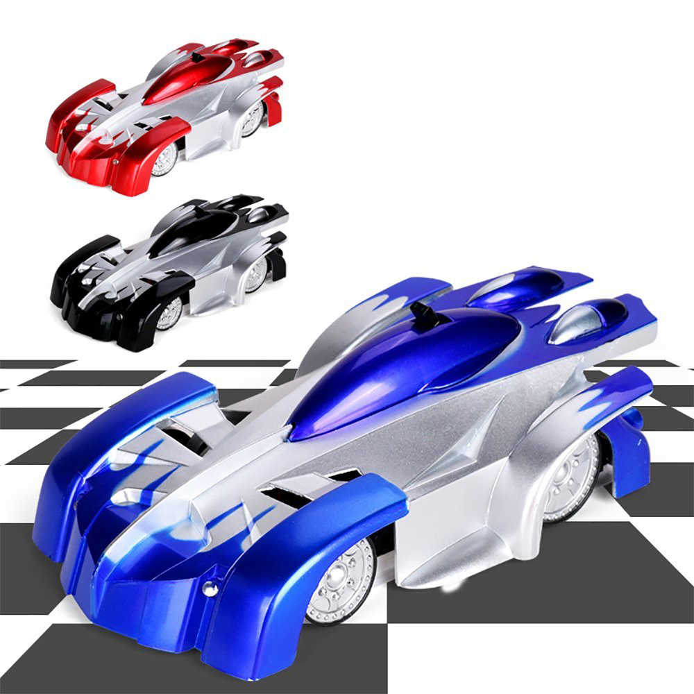 Wholesale Remote Control Wall cars RC Car with LED Lights 360 Degree Rotating Stunt Toys Antigravity Machine Wall Racer gift