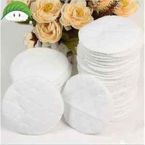 뜨거운 판매 10pcs 새로운 SE 에코-친화적 인 재사용 간호 유방 패드 빨 소프트 흡수 수유 모유 수유 패드
