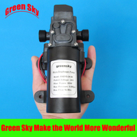 300L/H DC 60W automatic pressure switch 24v diaphragm pump