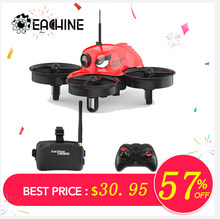 Eachine E013 Micro FPV RC Racing Quadcopter With 5.8G 1000TVL 40CH Camera VR006 VR-006 3 Inch Goggles VR Headset Helicopter Toy(China)