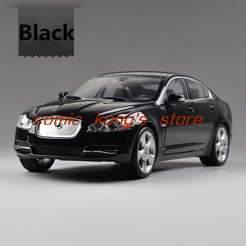 2010 Jaguar Coupe: Toys Hobbies Welly 1:24 2010 Jaguar XJ XF Alloy Car Models