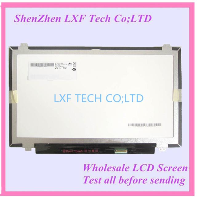 Nueva pantalla original 14 pulgadas portátil B140HAN01 B140HAN01.1 B140HAN01.2 B140HAN01.3 1920*1080 IPS del panel LLEVADA
