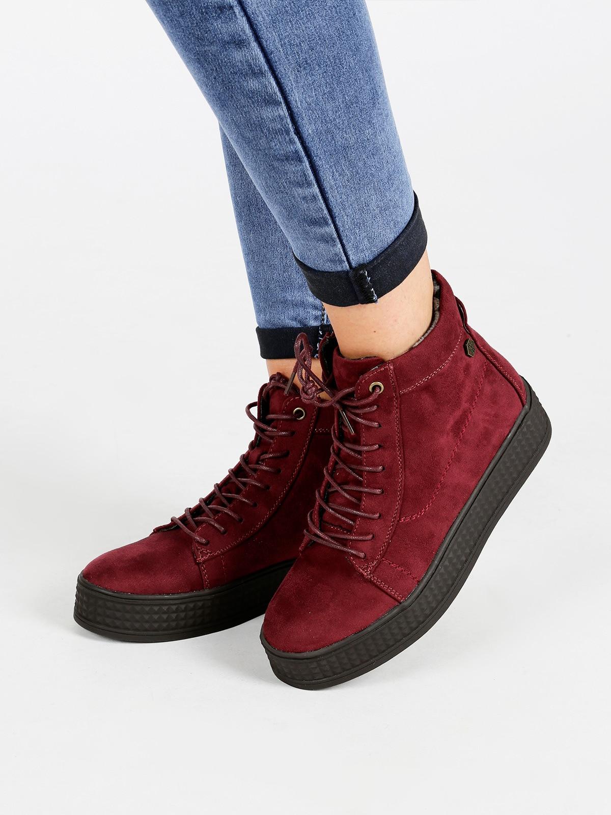 REFRESH Sneakers Platform