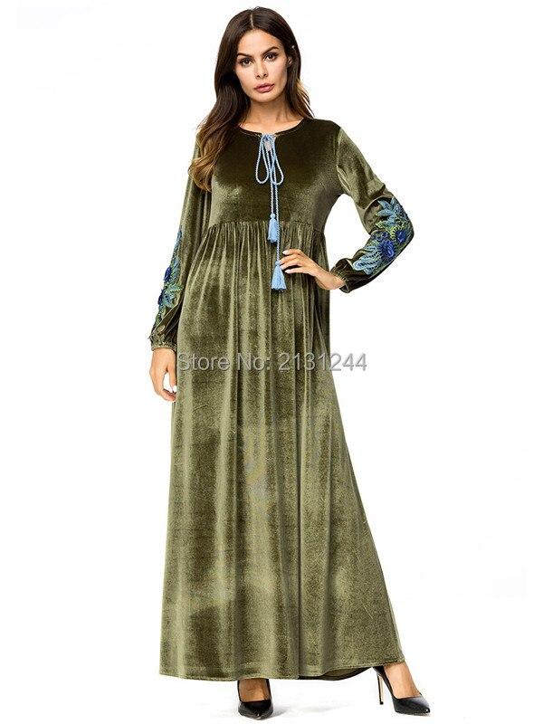 long sleeve loose dress602