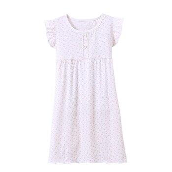 Filles chemise de Nuit Filles D'été Pyjamas Chemises de Nuit Pour Enfants Nuit Filles 8238