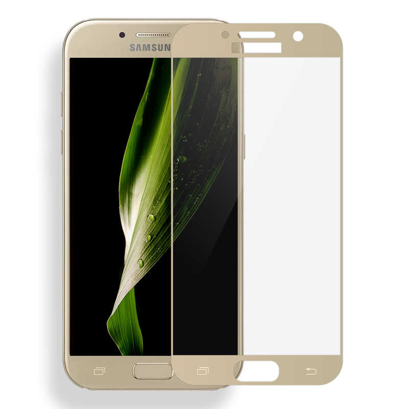 Full Cover Screen Protector for Samsung Galaxy A3 A5 A7 2017 J3 J5 2016 for Samsung Galaxy S6 S7 J5 J7 Prime Case Tempered Glas