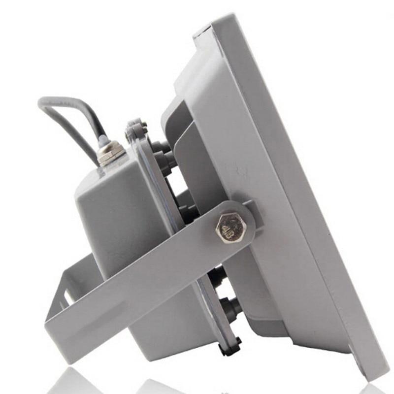 Бесплатная доставка 6 шт./лот 10 Вт 20 Вт 30 Вт 50 Вт высокой мощности прожекторы светодиодные лампы Светодиодное освещение напольный лампа omni