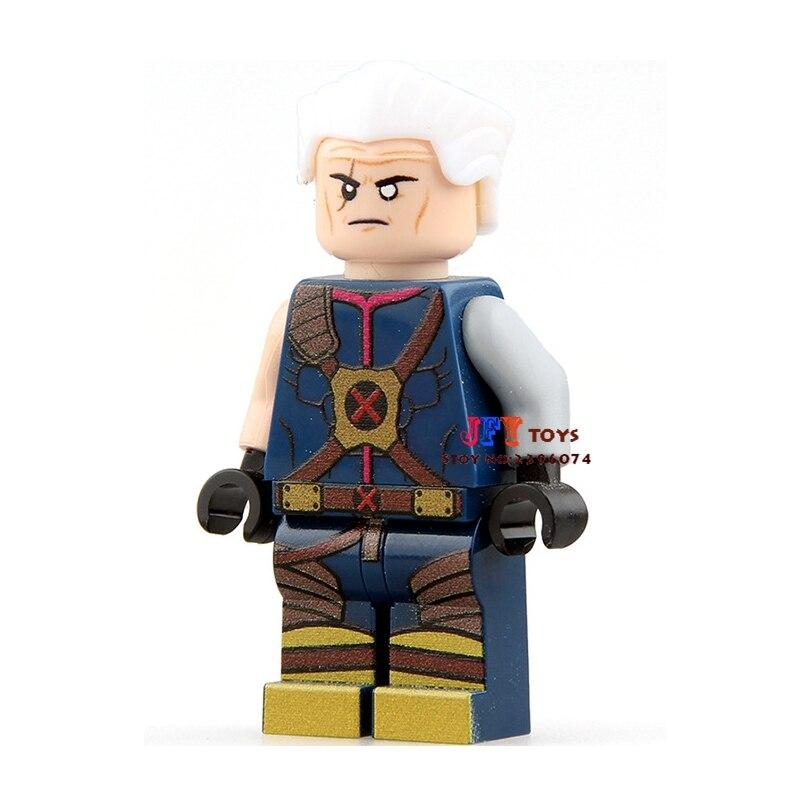 50pcs superhero Cable X men TV building blocks bricks friends for girl boy kids children toys