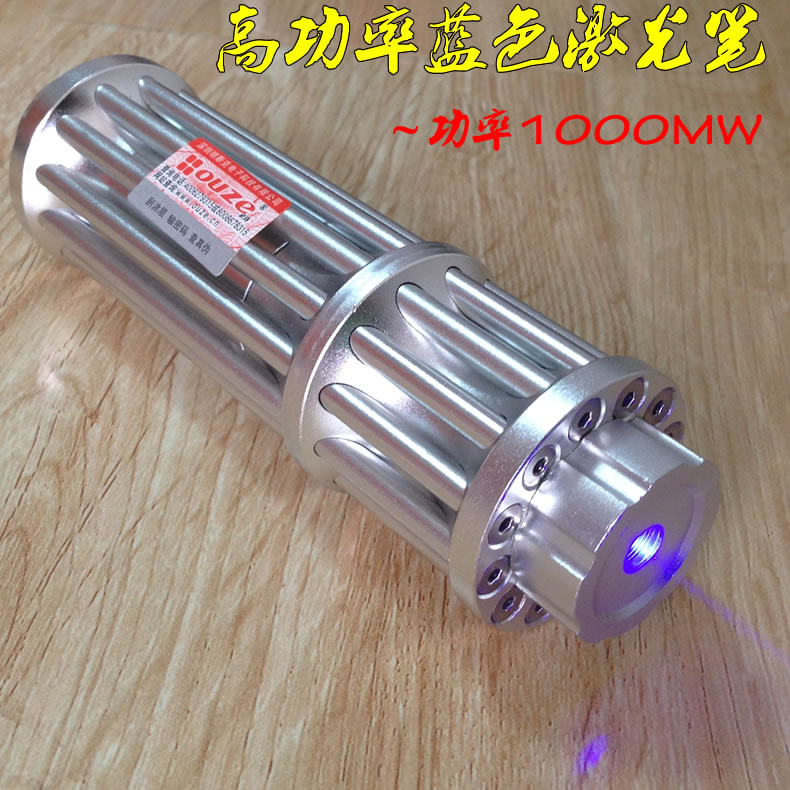 Super powerful blue laser pointers 100000mw 1000w 450nm for Galaxy wand laser pointer