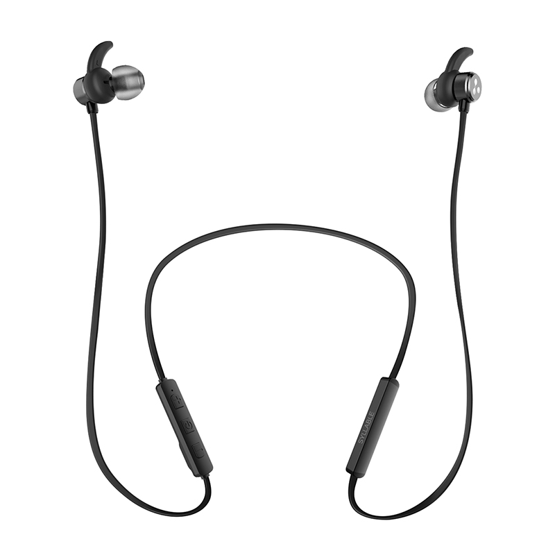 SYLLABLE D3X Bluetooth Earphone Sports Wireless Headphones Stereo Magnetic Bluetooth Headset for Phone Xiaomi iPhone Android IOS 50pcs lot original s9 bluetooth headset s9 sports headphones wireless headset for iphone android iso