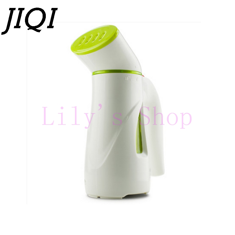 Подробнее о Portable handheld Clothes Ironing Machine electric garment steamer homeuse steam iron mini Travel hanging iron for cloth EU plug handheld electric garment steamer with brush clothes ironing machine household mini steam hanging iron travel for cloth eu plug