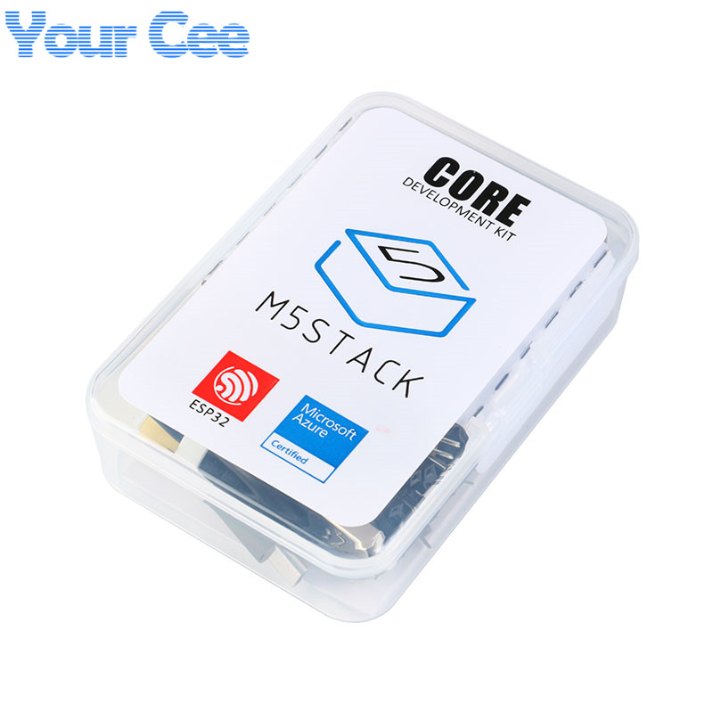 M5Stack Series ESP32 Basic Core Development Kit Extensible Micro Control Wifi BLE IoT Prototype Board for Arduino ZK15