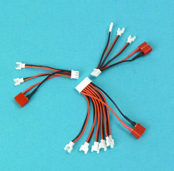 1S Lipo battery balance line B6 B6AC UNA6 UNA9 SC608 SC620 charger charge cable for Walkera Super CP Mini CP NEW V120D02S cx6050