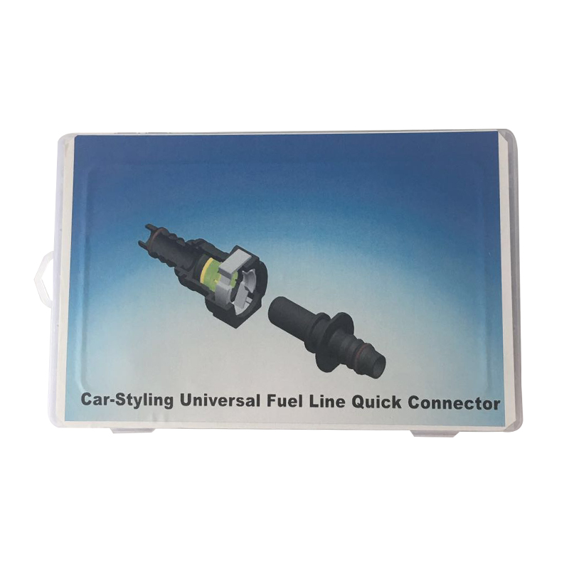 Car styling universal fuel line quick connector sae quot