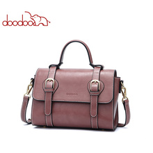 Brand Women luxury Handbags Female Shoulder Messenger Bags designer Ladies Artificial Leather Top-handle Newest Belt Tote Bag