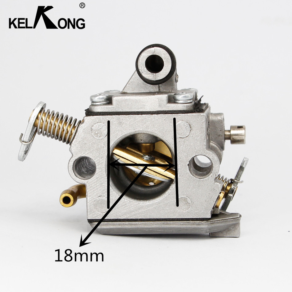 KELKONG Carburetor For Stihl 018 Stihl 017 Chainsaw MS170 MS180 Zama C1Q  S57B Carburetor Chainsaw #11301200603-in Carburetor from Automobiles &  Motorcycles ...