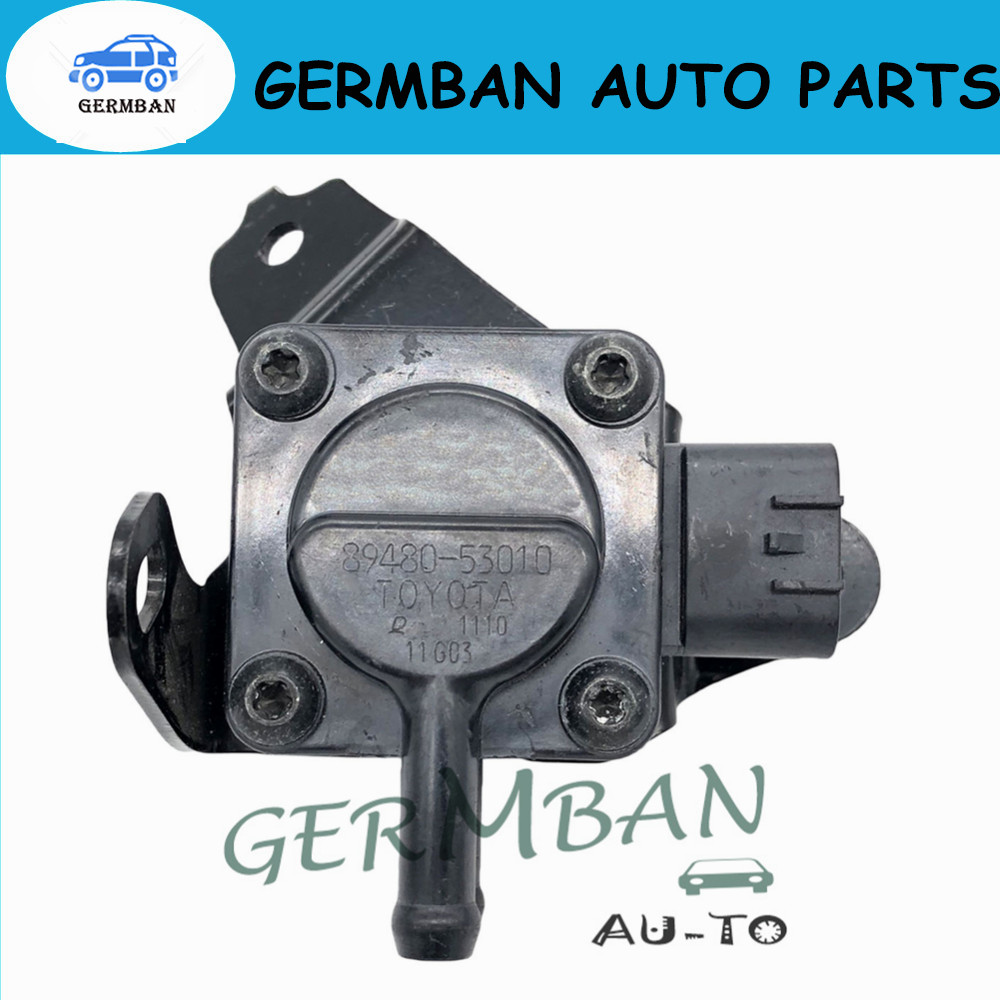 New Manufactured EXHAUST PRESSURE SENSOR SOLENOID OEM#89480-53010 for 2005-2010 TOYOTA LEXUS IS220 2.2 DIESEL DPF  8948053010New Manufactured EXHAUST PRESSURE SENSOR SOLENOID OEM#89480-53010 for 2005-2010 TOYOTA LEXUS IS220 2.2 DIESEL DPF  8948053010